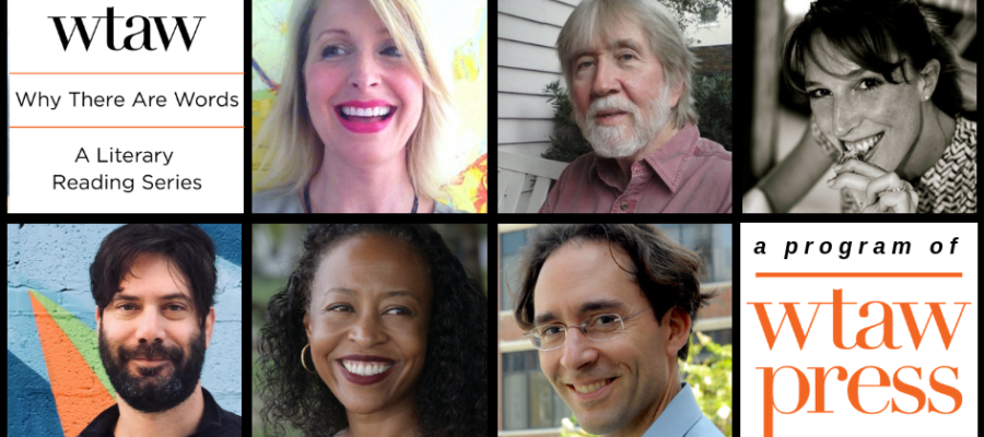 WTAW NOLA Collage of Author Photos March 14, 2019