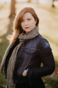 WTAW Press Author Angela Mitchell