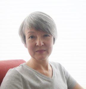 Naomi J. Williams Author Photo