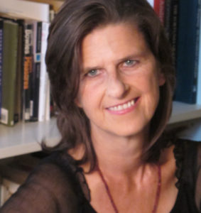 WTAW-Asheville Coordinator Barbara Roether