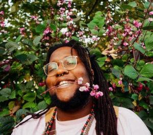 Chucky Black Poet Author Photo